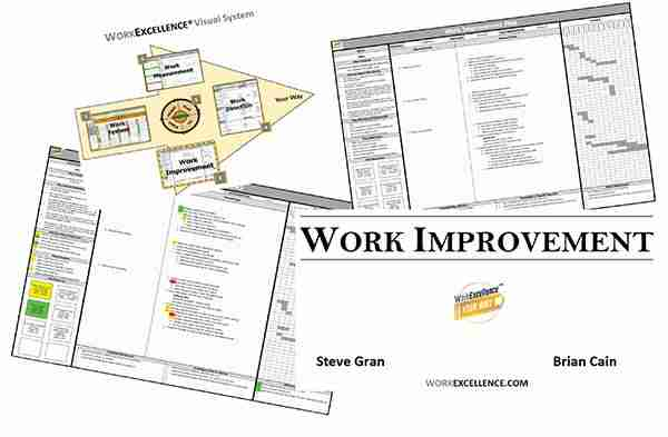 Work Excellence Work Improvement Business Process Improvement